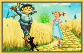 Дороти и плашилото